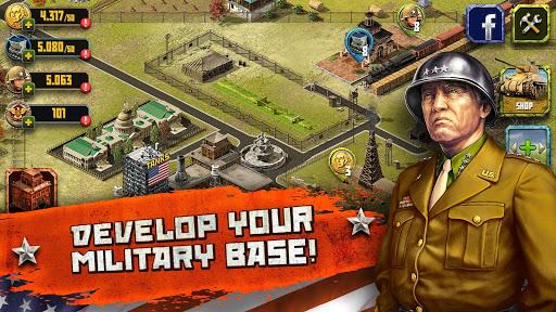 Second World War: Western Front Strategy game 2.96 Screenshots 5