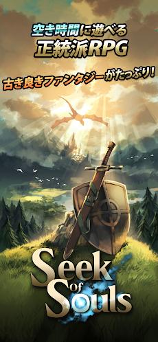 Seek Of Souls - 自由なる冒険 -のおすすめ画像1