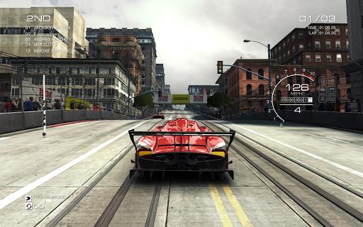 GRIDu2122 Autosport - Online Multiplayer Test 1.7.2RC1-android Screenshots 7