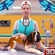 Animal Hospital Pet Vet Clinic: Pet Doctor Games