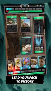 Jurassic Dinosaur: Carnivores Evolution - Dino TCG screenshots 10