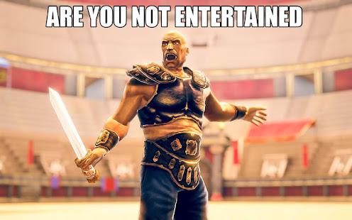 Gladiator Heroes Arena-Sword Fighting Tournament 1.1 screenshots 2