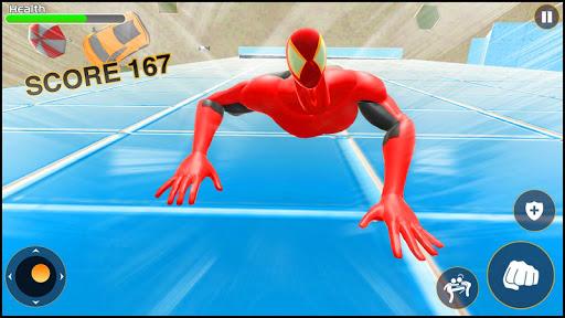 Strange Spider Hero: Miami Rope hero mafia Gangs 1.0.1 Screenshots 4