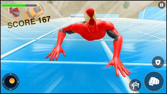 Strange Spider Hero: Miami Rope hero mafia Gangs 4