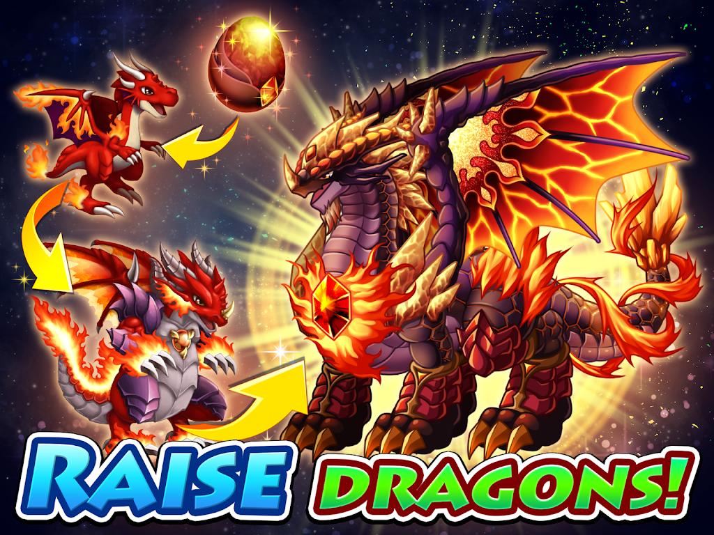 Dragon x Dragon  poster 10