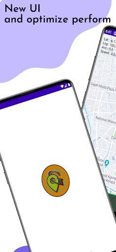 Fake GPS - GesKit screenshots 1