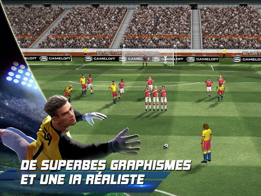 Code Triche Real Football (Astuce) APK MOD screenshots 2