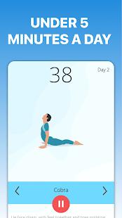 5 Minute Yoga