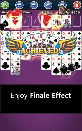 550+ Card Games Solitaire Pack 1.20 screenshots 5