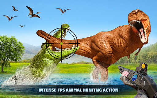 Real Wild Animal Hunter: Dino Hunting Games 1.22 screenshots 13