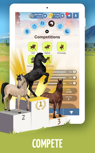 Howrse - free horse breeding farm game 4.1.6 screenshots 20