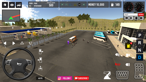 INDIA BUS SIMULATOR 2.1 screenshots 4