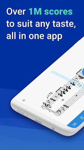 MuseScore: view and play sheet music android2mod screenshots 1