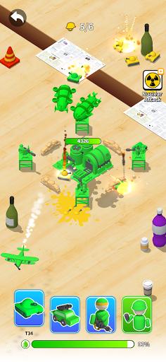 Toy Army: Draw Defense 0.1 screenshots 6