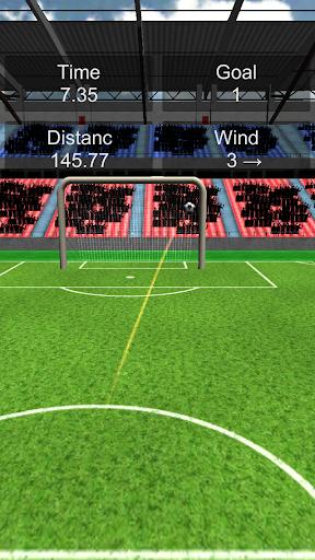 3D Sharpshooter SoccerFootball Screenshot 1