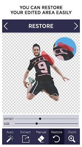 Remove BG - Background Eraser & Background Editor  Screenshots 3