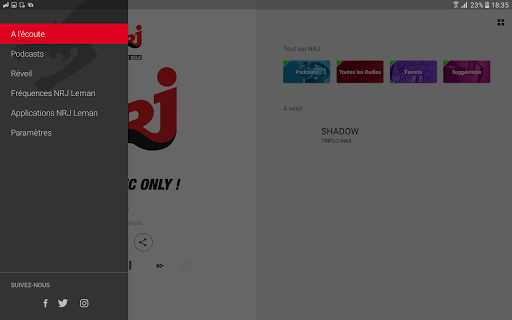 NRJ Léman Radio For PC Windows (7, 8, 10, 10X) & Mac Computer Image Number- 24