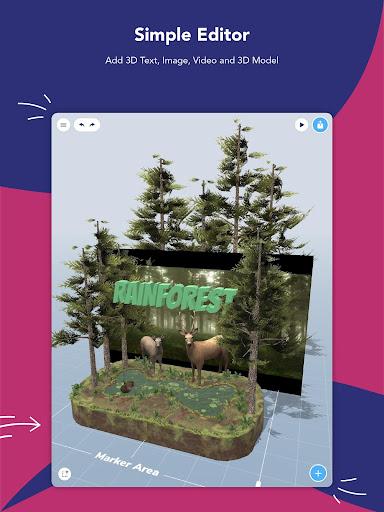 Assemblr - Make 3D, Images & Text, Show in AR! 3.394 Screenshots 18