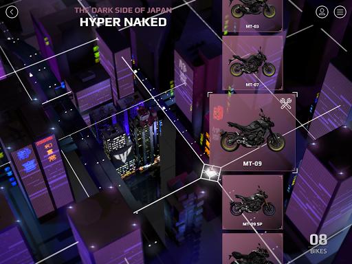 Yamaha MyGarage  Screenshots 10