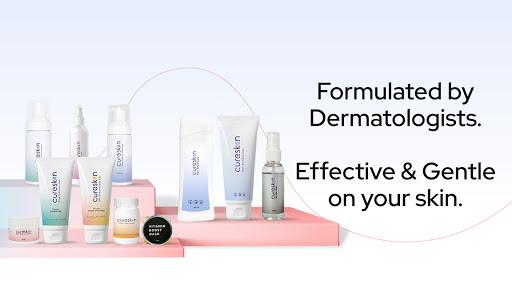 Acne, Pimples, Skin & Hairfall Treatment: CureSkin android2mod screenshots 8
