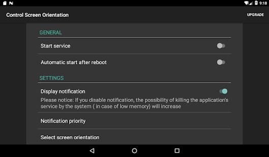 control screen rotation 3.0.2 Screenshots 10