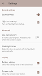 screenshot of Smart Flashlight