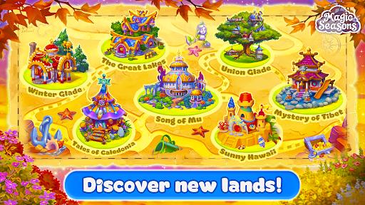 Magiс Seasons: farm and build  screenshots 2