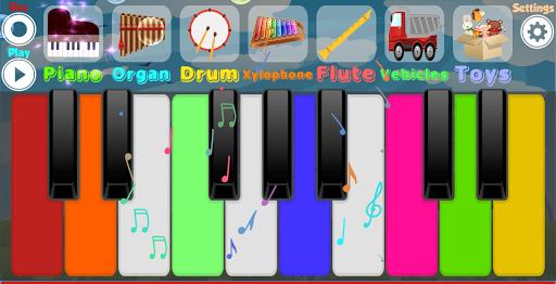 Kids Piano 1.17 screenshots 3