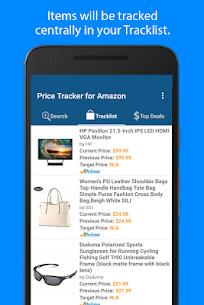 Price Tracker for Amazon Pro v2.3.0 Cracked APK 3