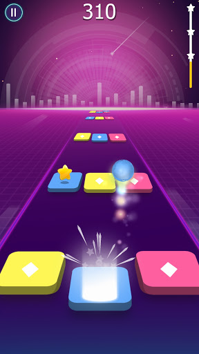 Beat Ball: Dancing Color Hop 1.2 screenshots 1
