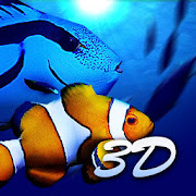 Ocean Blue 3D Live Wallpaper
