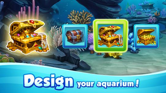 Aqua Blast: Fish Matching 3 Puzzle & Ball Blast 2