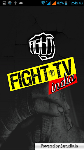 fight tv india, screenshot 1