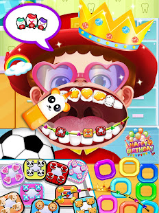 Crazy dentist games with surgery and braces 1.3.5 Screenshots 14