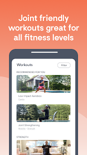 Mighty Health: Home Fitness & Nutrition for 50+