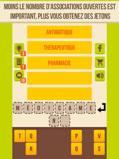 Devinez le mot - 5 indices android2mod screenshots 3