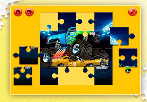 Kids Puzzles for Boys  screenshots 8