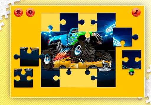 Kids Puzzles for Boys apkslow screenshots 8