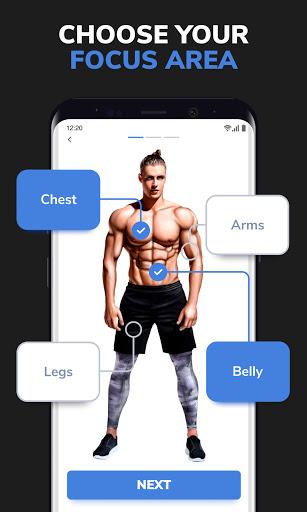 BetterMen: Home Workouts & Diet 1.4.19 Screenshots 4