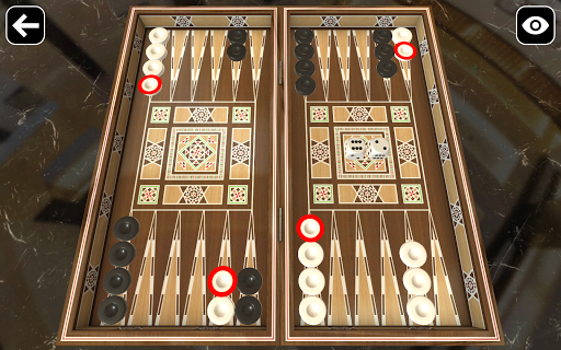 Original Backgammon 1.8 screenshots 1