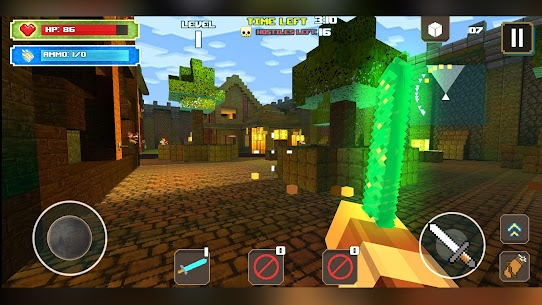 Dungeon Hero Mod Apk: A Survival Games Story (God Mode/Dumb Enemy) 4