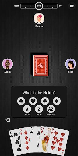 Hokm+  screenshots 3