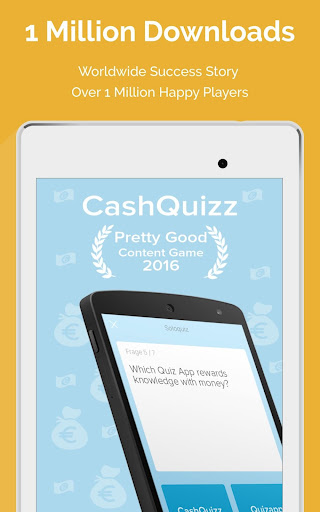 CASH QUIZZ REWARDS: Trivia Game, Free Gift Cards 3.2.18 screenshots 18