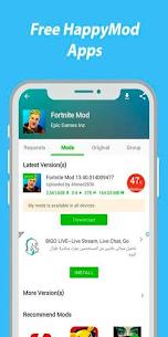 Happymod – Happy Apps Guide Apk Download , Happymod – Happy Apps Guide Apk Free , New 2021 4