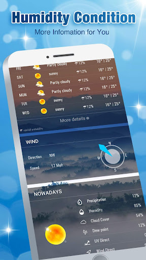 accurate weather forecast app & radar screenshot 3