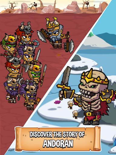 Five Heroes: The King's War  screenshots 11
