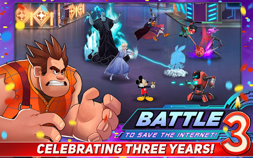 Disney Heroes: Battle Mode  screenshots 8