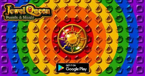 Jewel Queen: Puzzle & Magic - Match 3 Game  screenshots 7
