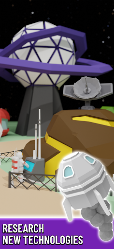 Space Colony: Idle  screenshots 7