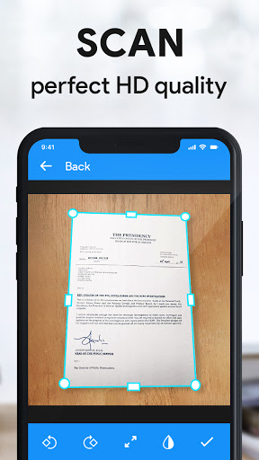 Scanner App - Scan PDF Documents, PDF Scanner android2mod screenshots 2